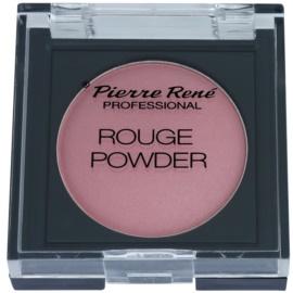 Pierre René Face fard de obraz si fard de pleoape intr-unul singur culoare 01 Soft Rouge  6 g