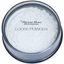 Pierre René Face pó solto para aspeto perfeito tom 00 Rice Powder 12 g