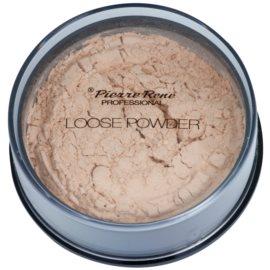 Pierre René Face sypký pudr pro perfektní vzhled odstín 01 Pearl Beige 8 g