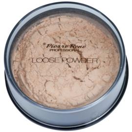 Pierre René Face sypký pudr pro perfektní vzhled odstín 01 Pearl Beige 12 g