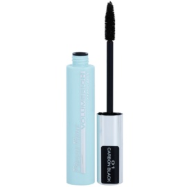 Pierre René Eyes Mascara máscara de pestañas para dar volumen tono 01 Carbon Black  10 ml