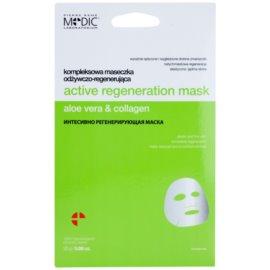Pierre René Medic Laboratorium regenerační pleťová maska s vyživujícím účinkem  25 g