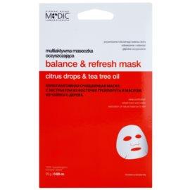 Pierre René Medic Laboratorium máscara facial de limpeza profunda  25 g