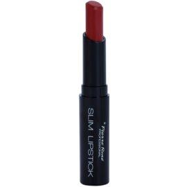 Pierre René Slim Lipstick Rich dlouhotrvající rtěnka odstín 19 Cassis  2 g