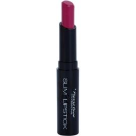 Pierre René Slim Lipstick Rich dlouhotrvající rtěnka odstín 22 Peony  2 g