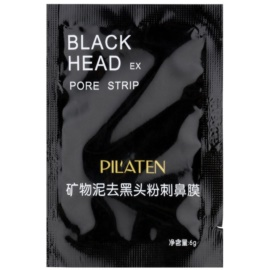 Pilaten Black Head černá slupovací maska  6 g