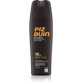 Piz Buin Allergy Zonnebrand Spray  SPF 15  200 ml