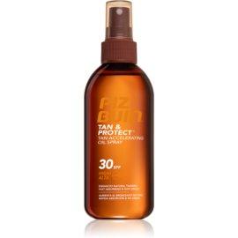 Piz Buin Tan & Protect zaščitno olje za pospešitev porjavelosti SPF 30  150 ml
