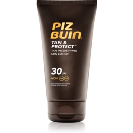Piz Buin Tan & Protect Protective Accelerating Sun Lotion SPF30  150 ml