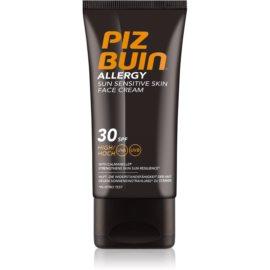 Piz Buin Allergy krema za sončenje za obraz SPF30  50 ml