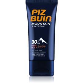 Piz Buin Mountain крем для обличчя для засмаги SPF 30  50 мл
