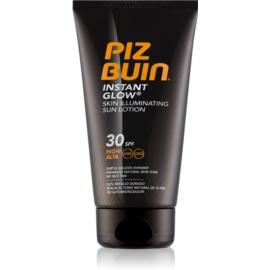 Piz Buin Instant Glow Skin Illuminating Sun Lotion SPF 30 150 ml
