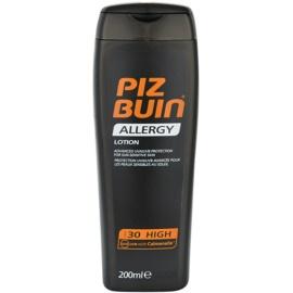 Piz Buin Allergy мляко за загар  SPF 30  200 мл.