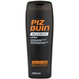 Piz Buin Allergy Sun Body Lotion SPF 50+  200 ml