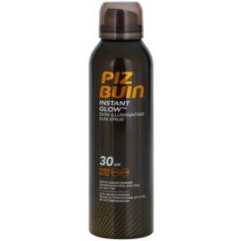 Piz Buin Instant Glow sprej na opalování se zářivým efektem SPF 30  150 ml