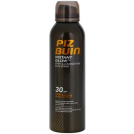 Piz Buin Instant Glow spray solaire effet illuminateur SPF 30  150 ml