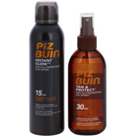 Piz Buin Instant Glow set cosmetice I.