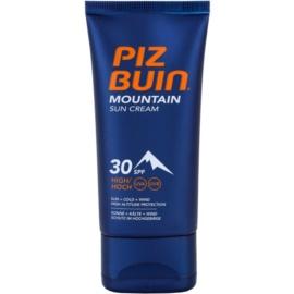 Piz Buin Mountain слънцезащитен крем за лице SPF 30  50 мл.