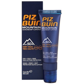 Piz Buin Mountain ochranný balzám SPF 50+  20 ml