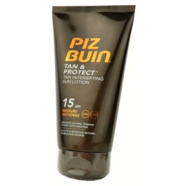Piz Buin Tan & Protect Protective Accelerating Sun Lotion SPF 15  150 ml