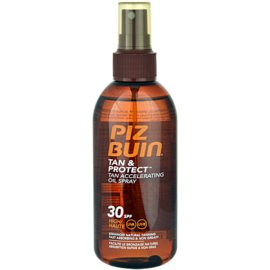 Piz Buin Tan & Protect Protective Accelerating Sun Oil SPF 30  150 ml
