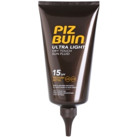 Piz Buin Ultra Light Bodyfluid LSF 15  150 ml