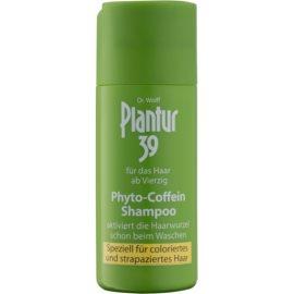 Plantur 39 kofeínový šampón pro farbené a poškodené vlasy  50 ml