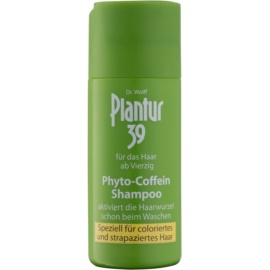 Plantur 39 Koffein Shampoo für gefärbtes und geschädigtes Haar  50 ml