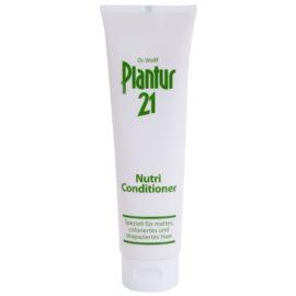 Plantur 21 acondicionador nutri-cafeína para cabello teñido y dañado  150 ml