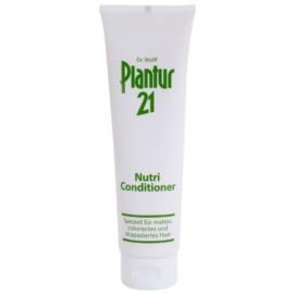 Plantur 21 nährender Conditioner mit Koffein für gefärbtes und geschädigtes Haar  150 ml