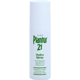 Plantur 21 spray nawilżający do ochrony włosów przed wysoką temperaturą  100 ml