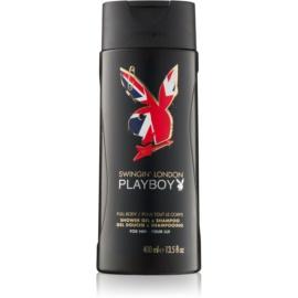 Playboy London żel pod prysznic dla mężczyzn 400 ml