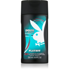 Playboy Endless Night gel douche pour homme 250 ml
