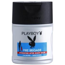Playboy Fire Brigade After Shave Balsam für Herren 100 ml