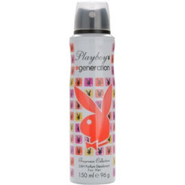 Playboy Generation deospray pro ženy 150 ml