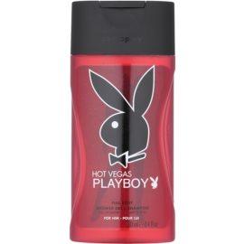 Playboy Hot Vegas sprchový gel pro muže 250 ml