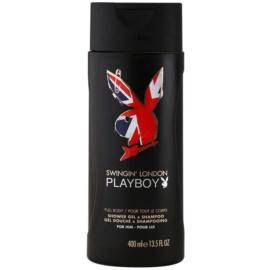Playboy London sprchový gel pro muže 400 ml