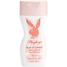 Playboy Play It Lovely Körperlotion für Damen 250 ml