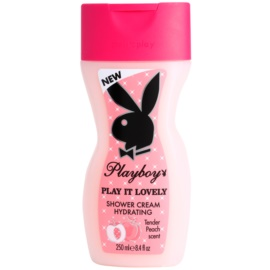 Playboy Play It Lovely krem do kąpieli dla kobiet 250 ml