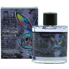 Playboy New York after shave para homens 100 ml