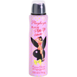 Playboy Play It Pin Up 2 Deo-Spray für Damen 150 ml
