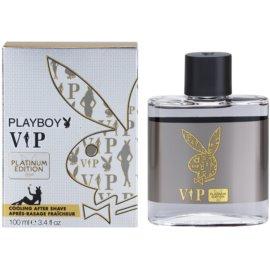 Playboy VIP Platinum Edition After Shave für Herren 100 ml