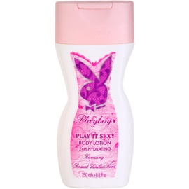 Playboy Play It Sexy Body Lotion for Women 250 ml