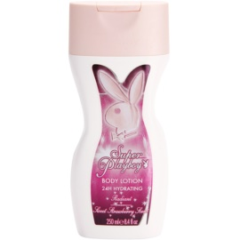 Playboy Super Playboy for Her leche corporal para mujer 250 ml