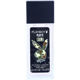 Playboy Play it Wild spray dezodor férfiaknak 75 ml
