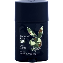 Playboy Play it Wild Deo-Stick für Herren 51 g