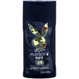 Playboy Play it Wild душ гел за мъже 250 мл.