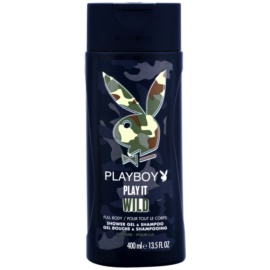 Playboy Play it Wild душ гел за мъже 400 мл.