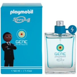 Playmobil Super4 Gene Eau de Toilette für Kinder 50 ml