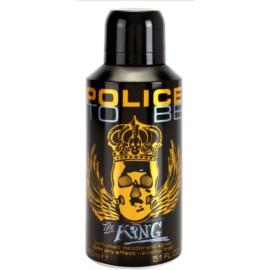 Police To Be The King desodorante en spray para hombre 150 ml